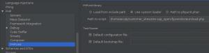 PHPUnit setup in PHPStorm